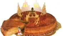 Vente et dégustation de galettes et brioches des Rois à Toussieu